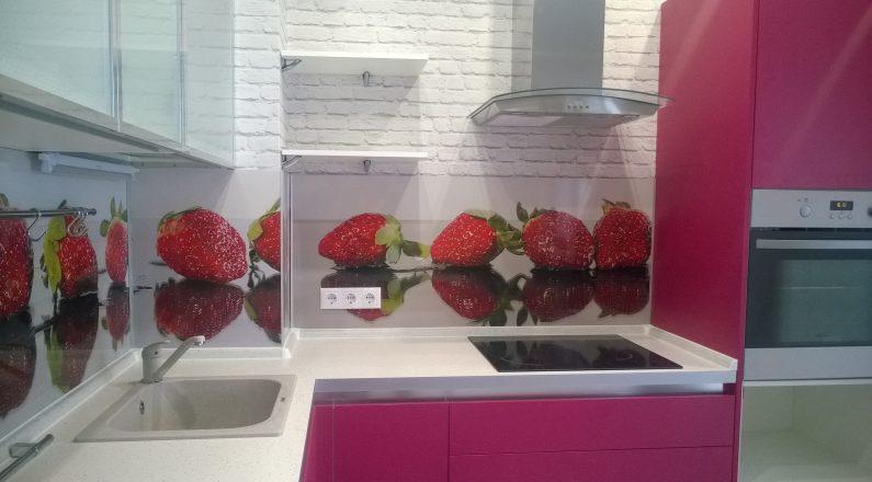 Новое кухонное оборудование установлено
