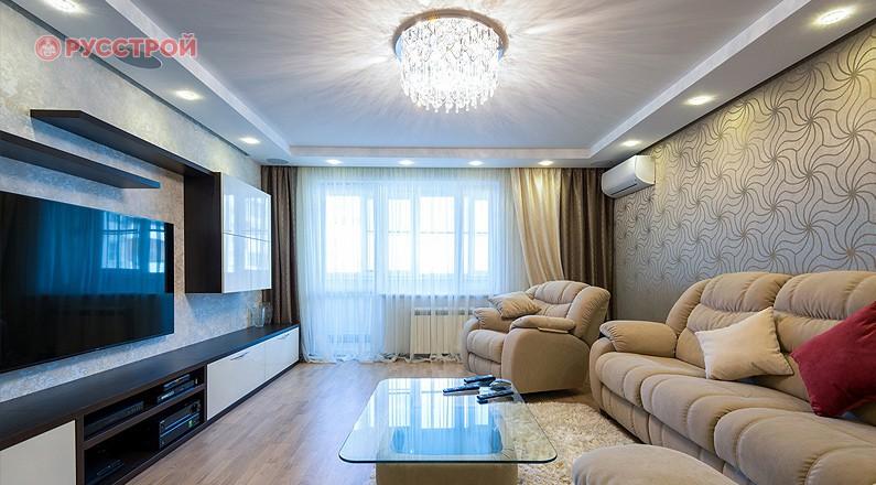 Ремонт квартиры под ключ, цена на ремонт квартиры за метр