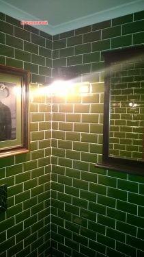 Редизайн туалета в ресторане, капитальный ремонт